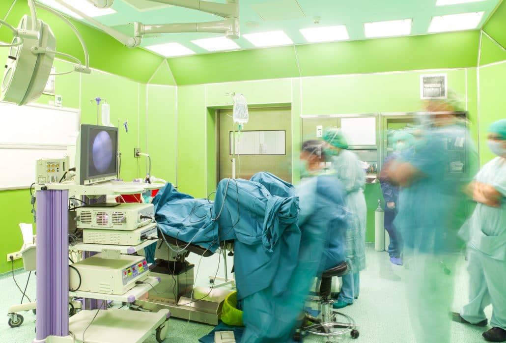 ניתוח רובוטי לערמונית